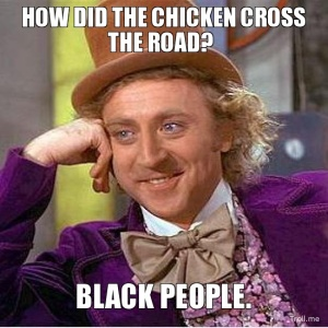 What haven't Black people done?