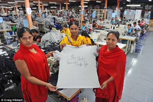 Sweatshop Women
